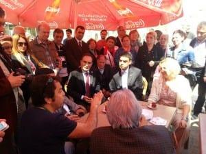 """Umut Oran : """"Couronner la République avec une démocratie de première classe"""" – Aujourd'hui la Turquie"""