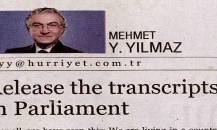 Opposition should release all graft transcripts in Parliament-Hürriyet Daily News