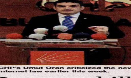Internet bili to intensify censorship, opposition CHP warns – Hürriyet Daily News