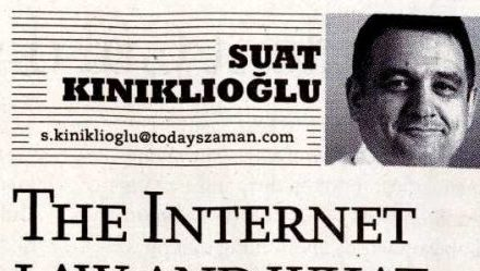 The Internet law and what ıt means for our democracy -Today's Zaman