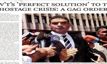 Gov't's 'Perfect Solution' To The  Hostage Crisis: A GAG Order