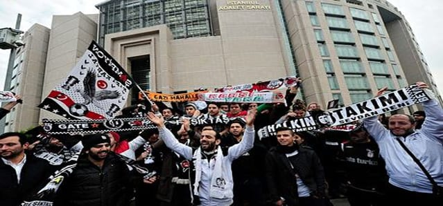 Turkish football fans go on trial for alleged coup attempt – The Guardian