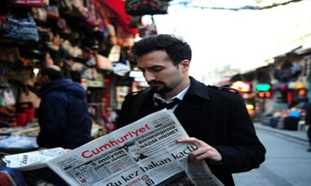 Turkey Rocked By Charlie Hebdo Cover – The Wall Street Journal