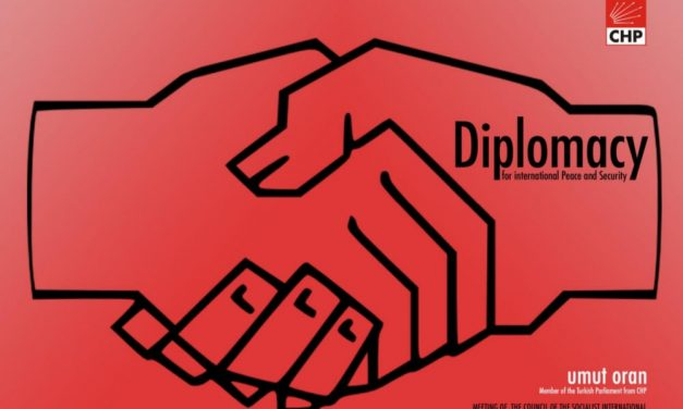 Diplomacy for International Peace and Security – Socialist International – 12-13 Dec. 2014