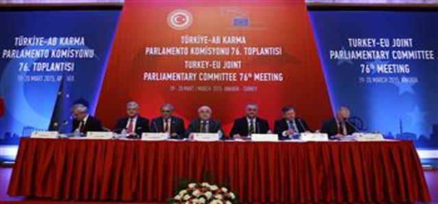 CHP boycotts Turkey-EU Joint Parliamentary Commission meeting – Hürriyet Daily News