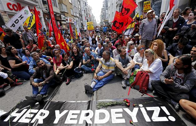 Turkey marks Gezi's second anniversary with police lockdown – Hürriyet Daily News
