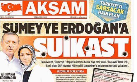 Prosecutors who exposed fabricated Sümeyye Erdoğan murder plot relocated-Today's Zaman